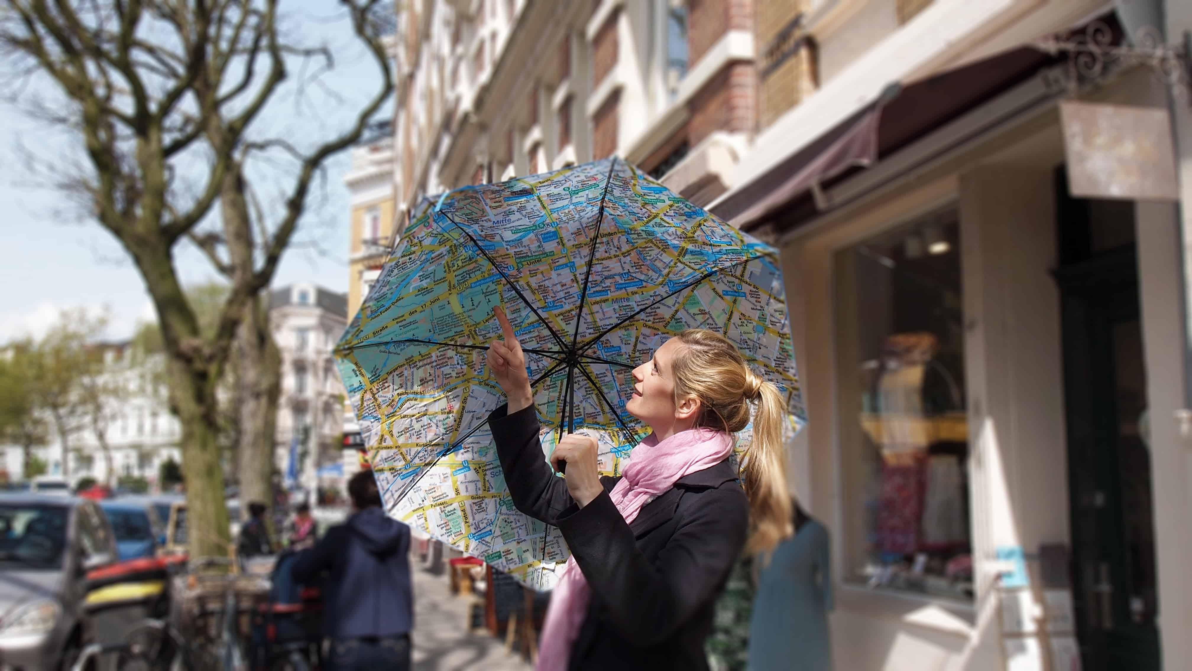 Rainmap eignet sich hervorragend als Geschenkidee