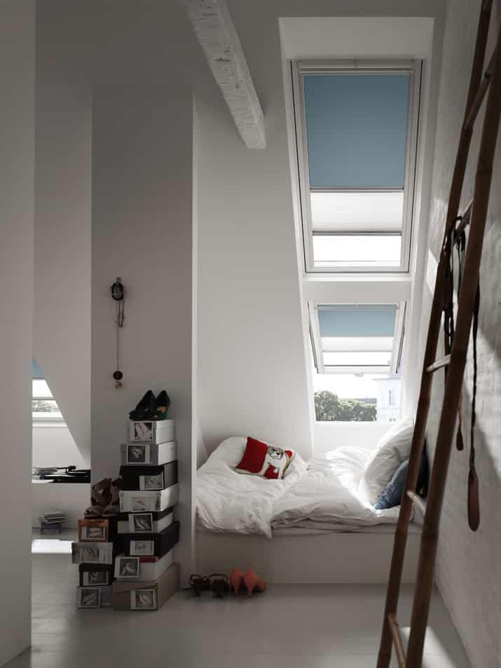 Auch das Jugendzimmer verträgt gern einmal etwas Farbe im Fenster