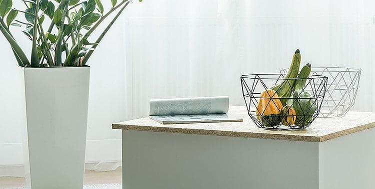 Pflanzkübel aus Fiberglas bieten viele Vorteile