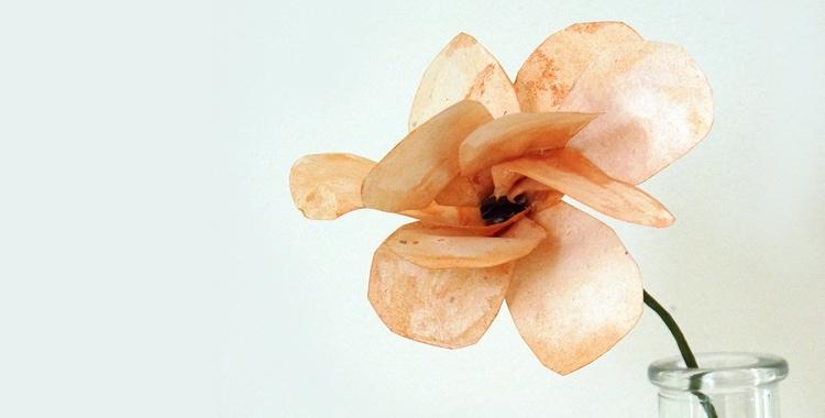DIY Blumen basteln - die sehen aus wie echt!