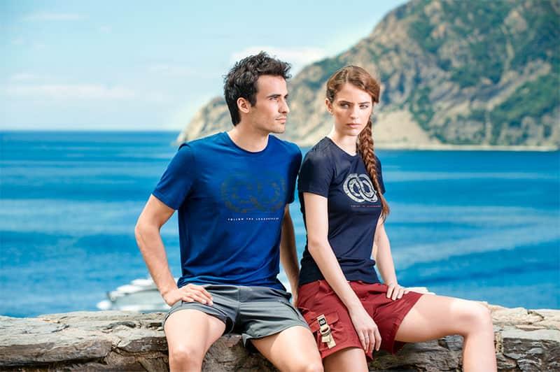 So angenehm: Shirt aus Merinowolle