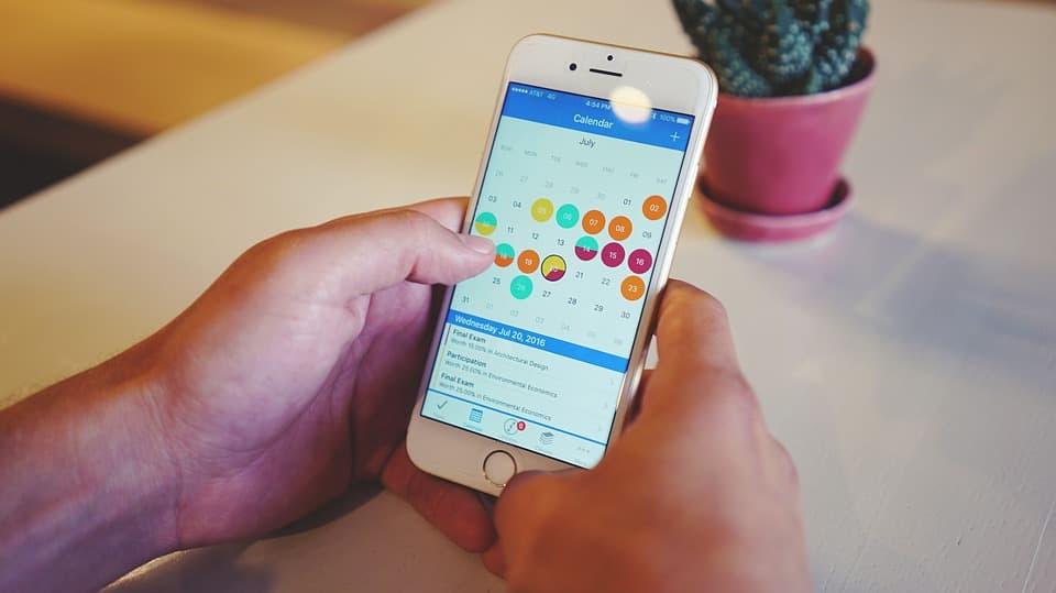 Um eine gute App zu entwickeln, sollte von Anfang an die grafische Oberfläche ansprechend gestaltet werden