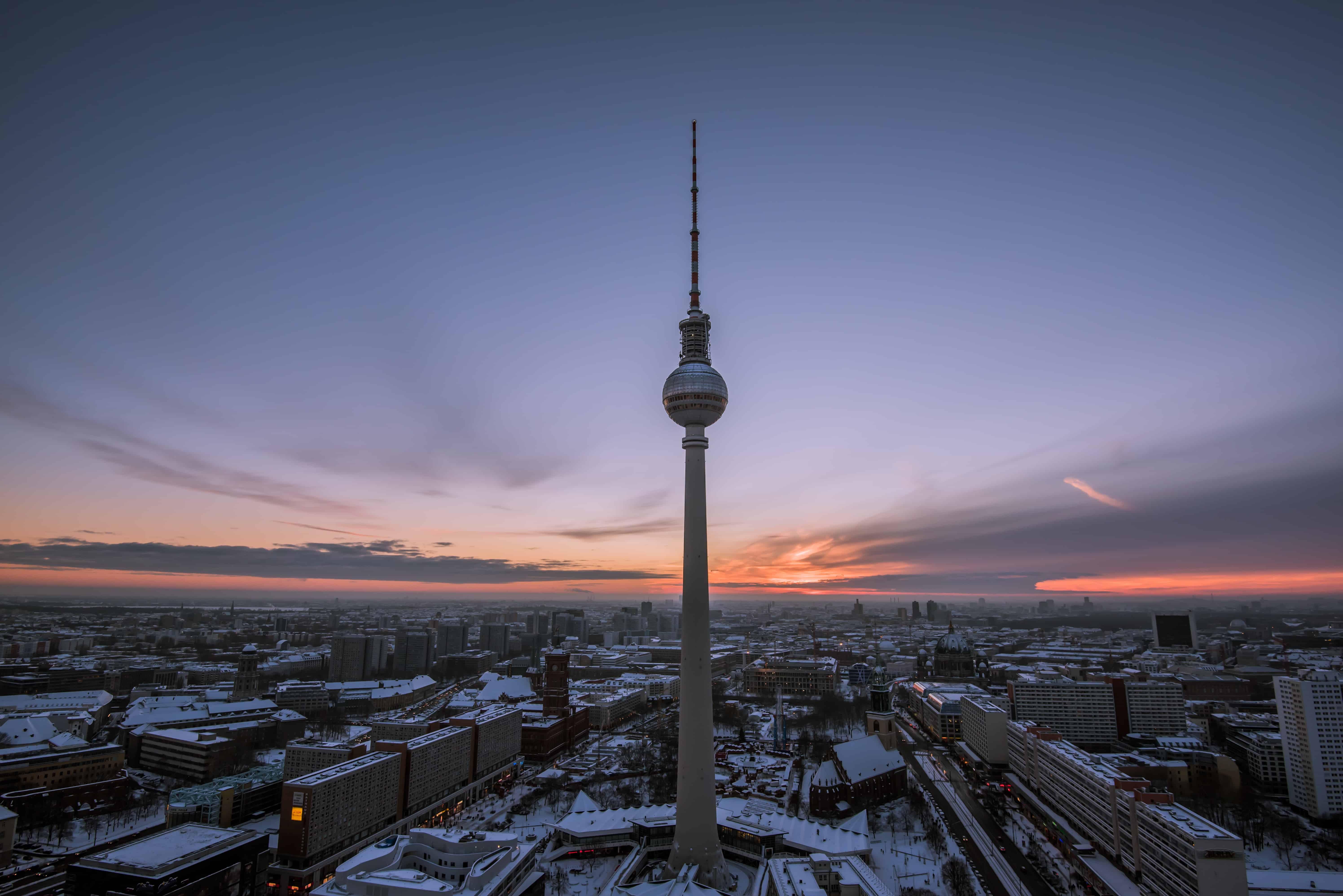Berlin ist die Stadt der Kreativen