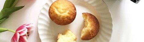 Rezept für leckere Zitronenmuffins