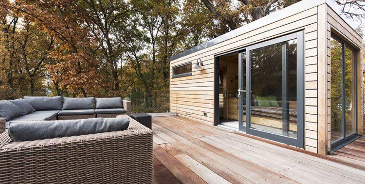 Die eigene Sauna im Garten als perfekter Rückzugsort
