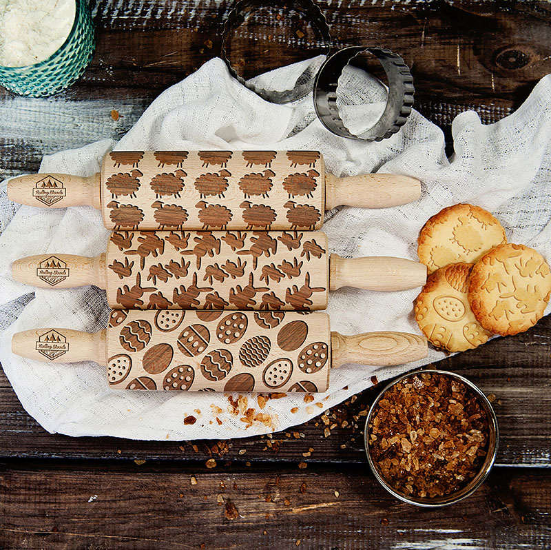 Kekse ostergerecht dekorieren