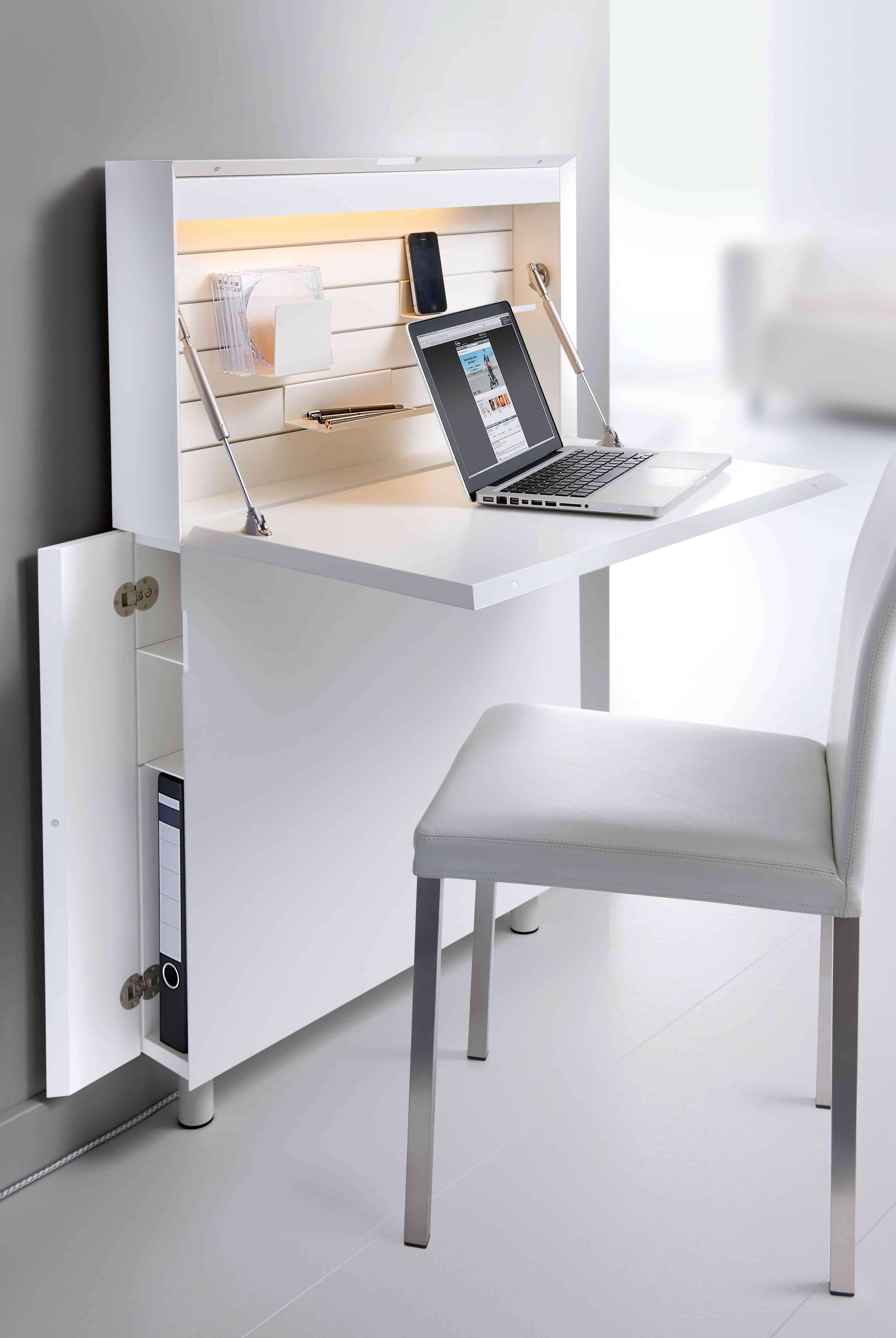 Beliebt Ideen für ein stilvolles Home-Office SC29
