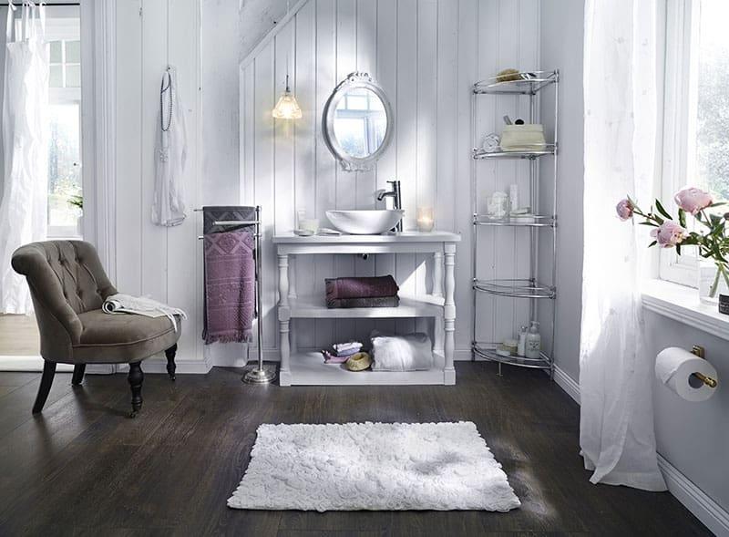 wohnen im landhausstil. Black Bedroom Furniture Sets. Home Design Ideas