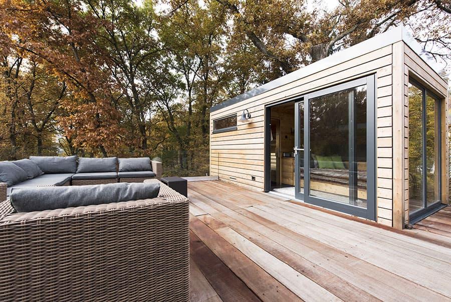 Die Eigene Sauna Im Garten Als Perfekter Ruckzugsort Kreativliste