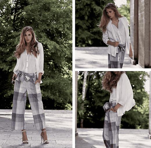 culotte trendhose - Aus der Mode gar nicht mehr wegzudenken: die Culotte