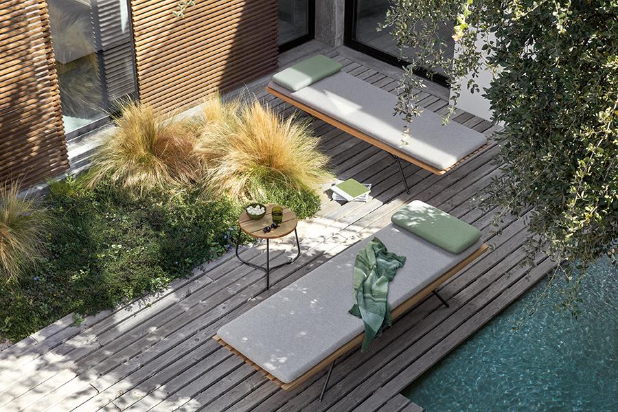 san exklusive gartenm bel von manutti kreativliste. Black Bedroom Furniture Sets. Home Design Ideas