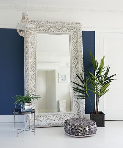 spiegel boho stil - So lebst Du den Boho-Stil zu Hause