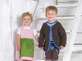 Regional produzierte Kindermode vom Designer