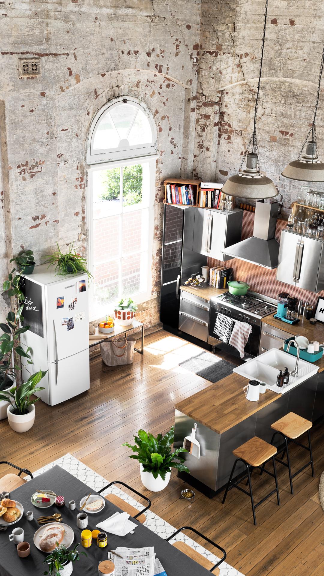 8 ideen f r mehr ordnung in der k che kreativliste. Black Bedroom Furniture Sets. Home Design Ideas