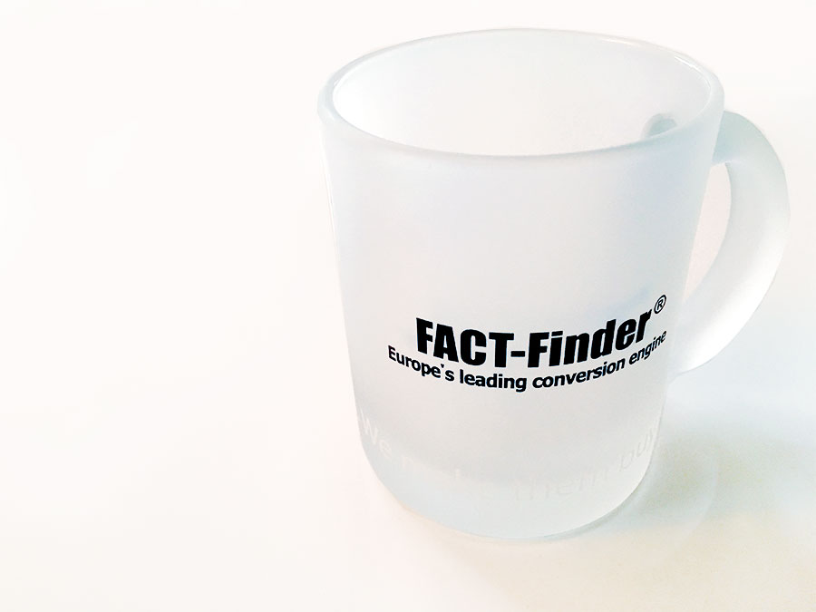 Mit Logo bedruckte Gläser sind ein tolles Geschenk für deine Kunden