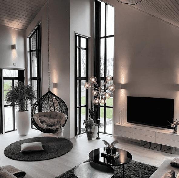 Stilvoll Wohnen Mit Hohen Decken Kreativliste