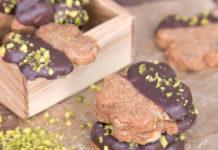 Kekse aus Vollkorn-Dinkelmehl