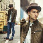 Trendiger Style mit Steppjacke für ihn