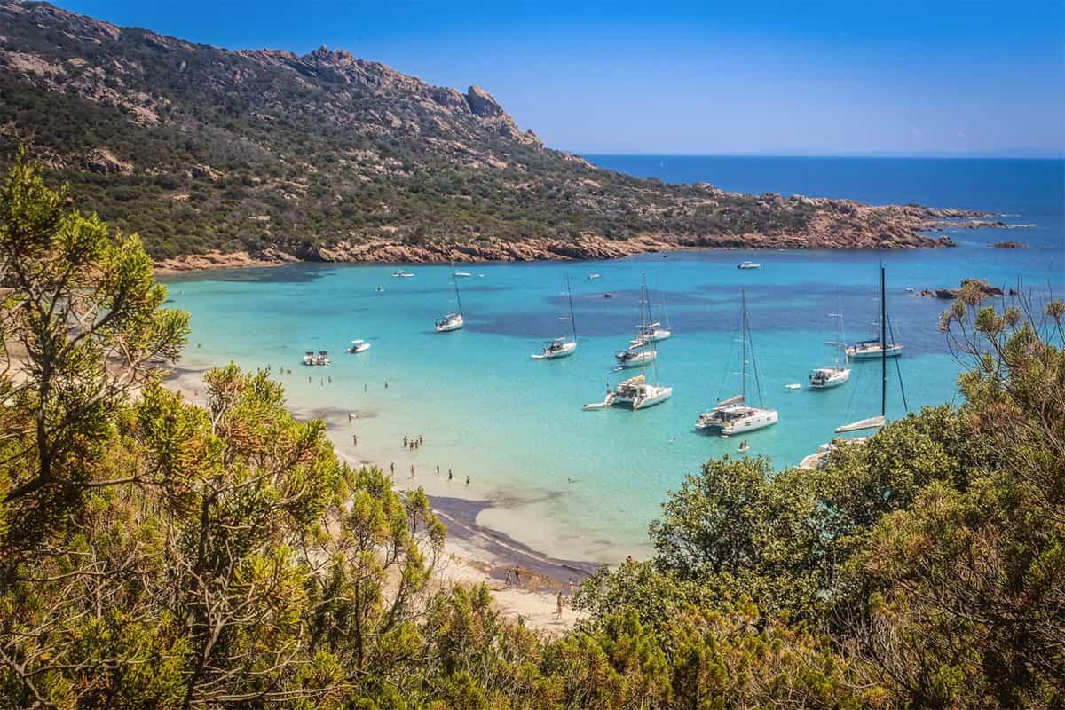 Reisen nach Korsika