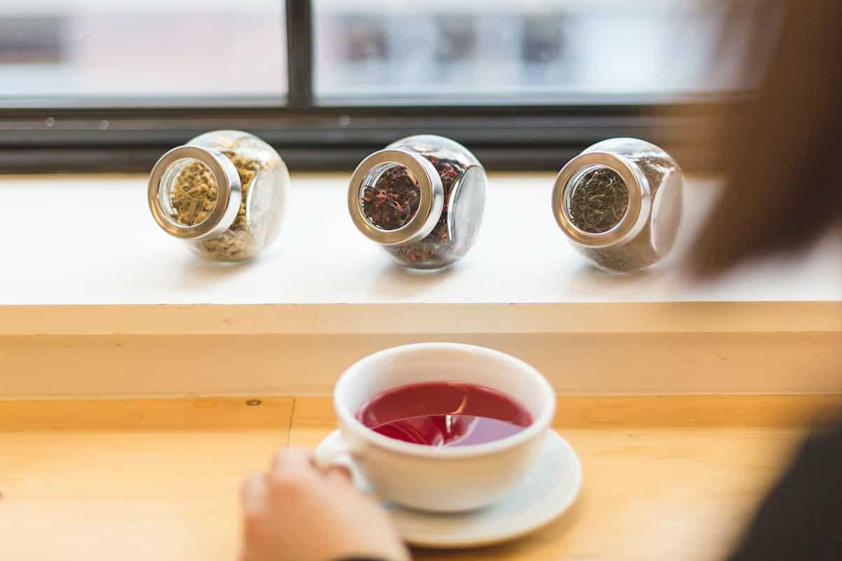 Loser Tee sorgt für einen intensiven Geschmack