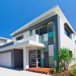 Bunte Platten bieten größten Gestaltungsspielraum bei der Fassadenverkleidung