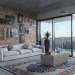 Ein Isfahan Teppich bringt orientalischen Flair in den Raum