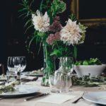 Tischdecke für besonderen Anlass