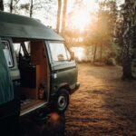 In Schweden ist Wildcampen ohne ausgewiesenen Stellplatz möglich